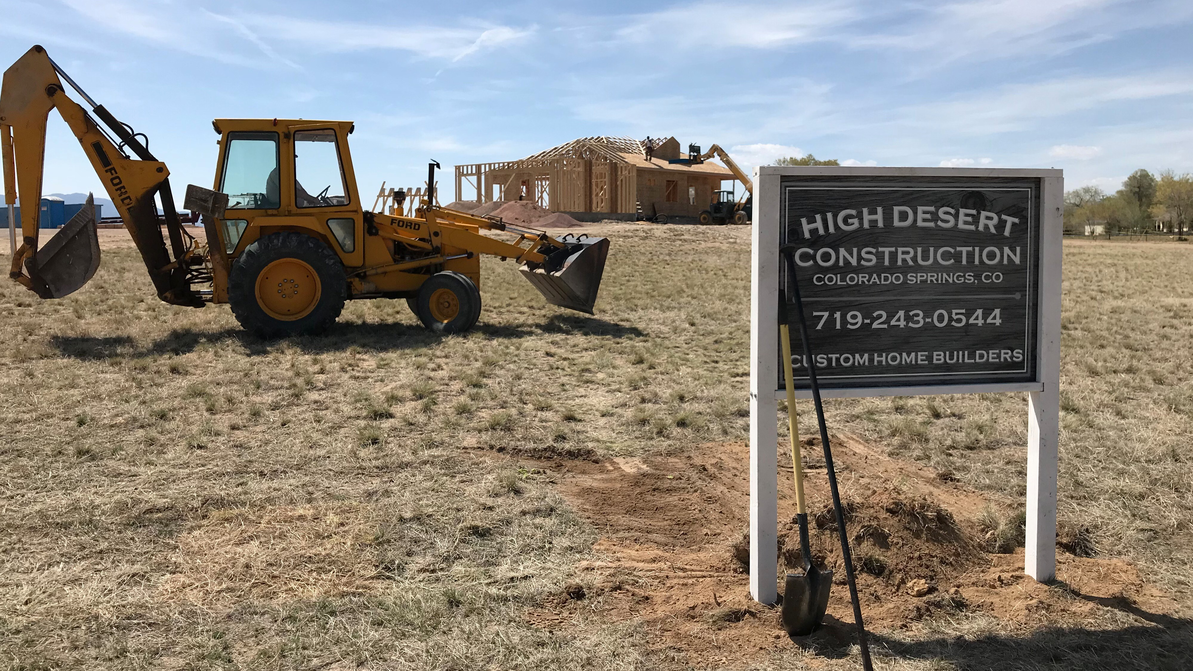Why should you choose High Desert Construction Company?